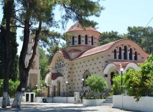 Agios Nektarios Arhipoli, Rhodes