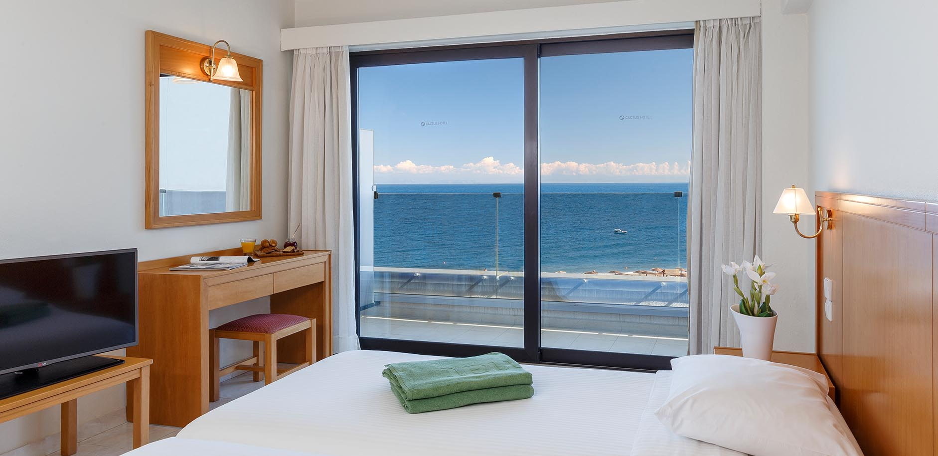 Double Sea View Rooms