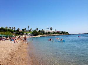Kallithea Beach Rhodos