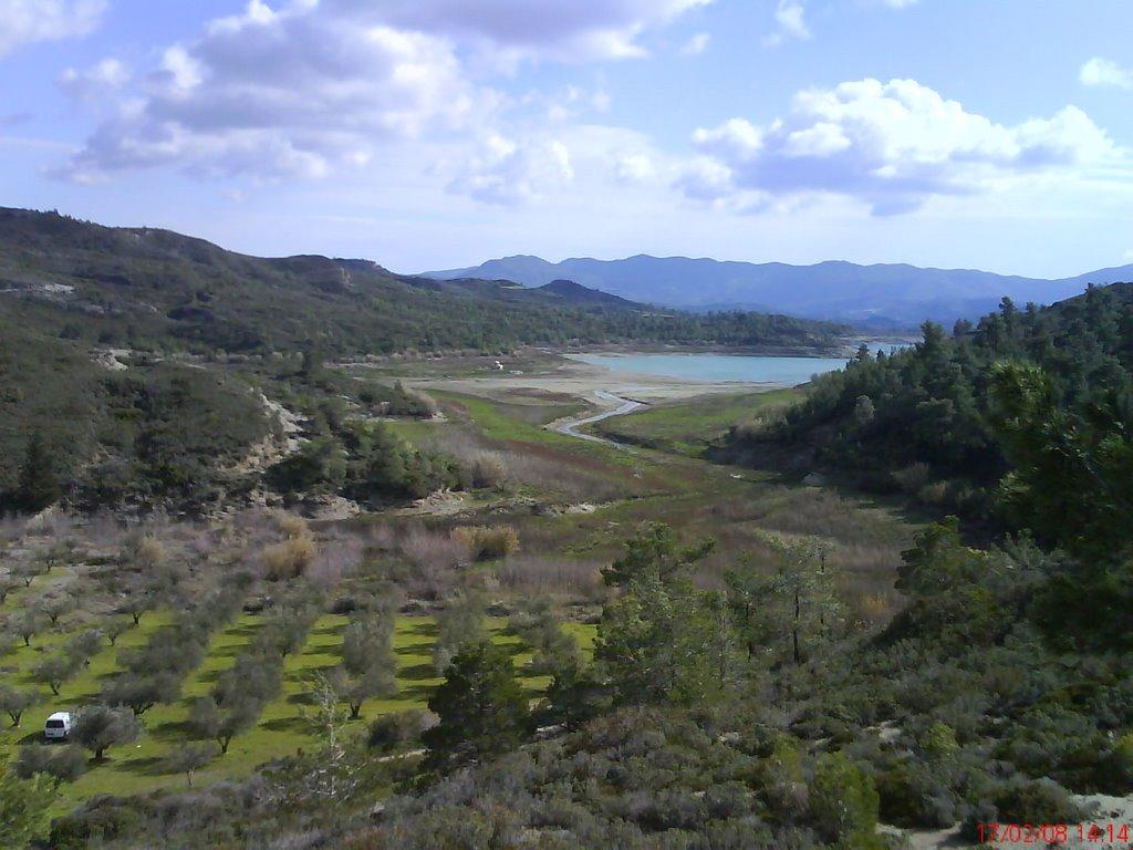 Dam Of Apollakias